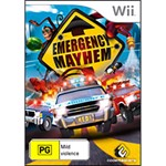 Emergency Mayhem - Packshot 1