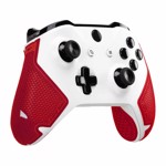 Lizard Skins DSP Controller Grip for Xbox One - Crimson Red - Packshot 3