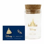 Disney - Cinderella & Glass Slipper Short Story Gold Stud Earrings - Packshot 1
