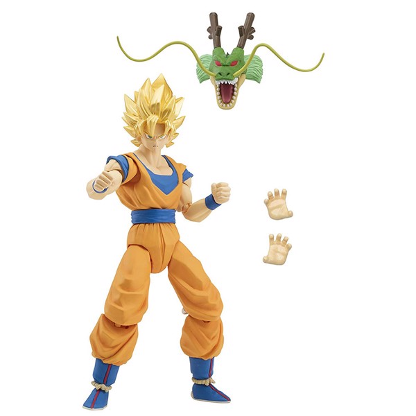 Dragon Ball Super - Dragon Stars Super Saiyan Figures - Series 1 (Assorted) - Packshot 1