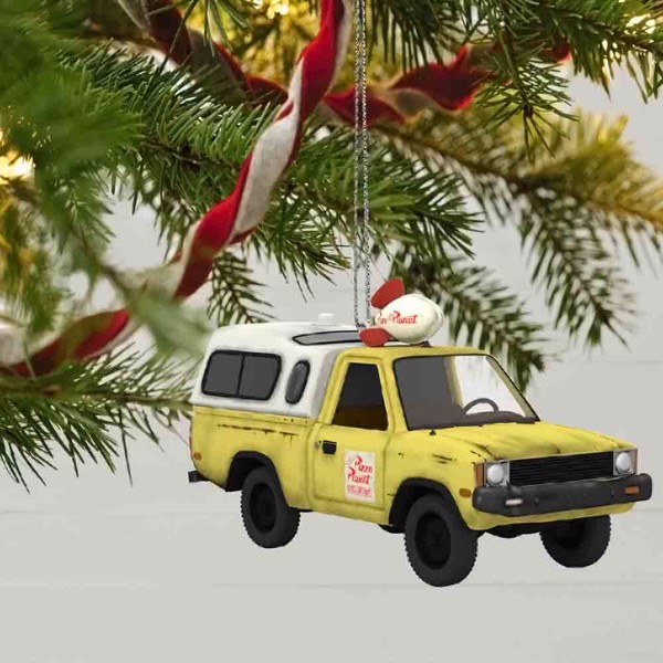 Disney - Toy Story - Pizza Planet Truck Hallmark Keepsake Ornament - Packshot 2