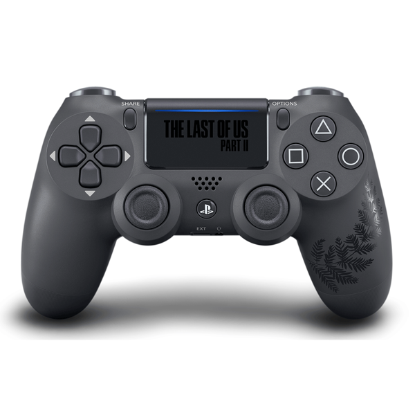 New PlayStation 4 Limited Edition The Last of Us Part II DualShock 4 Wireless Controller - Packshot 1