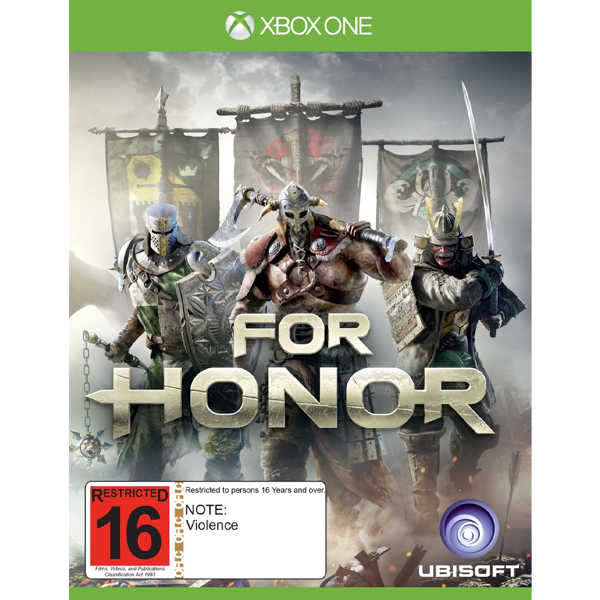 For Honor - Packshot 1