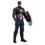 Marvel - Avengers - Marvel Metacolle Captain America Figure - Packshot 2