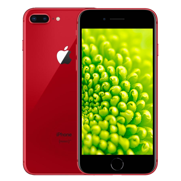 iPhone® 8 Plus 64GB - Red (Refurbished by EB Games) - Packshot 1