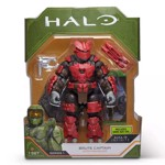 "Halo Infinite - World Of Halo Brute Captain 7"" Action Figure - Packshot 5"