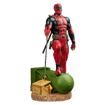 Marvel - Deadpool on Atom Bomb 1/6 Scale Statue - Packshot 1