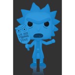 Rick and Morty - Hologram Rick (See You) Glow Pop! Vinyl Figure - Packshot 2