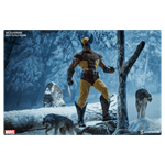 Marvel - X-Men - Wolverine 1/6 Scale Figure - Packshot 2