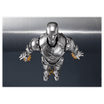 Marvel - Iron Man Mark II & Hall Of Armor Set Figuarts Action Figure - Packshot 3