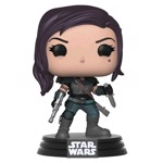 Star Wars - The Mandalorian - Cara Dune Pop! Vinyl Figure - Packshot 1
