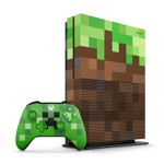 Xbox One S 1TB Limited Edition Minecraft Console (Premium Refurbished by EB Games) - Packshot 1