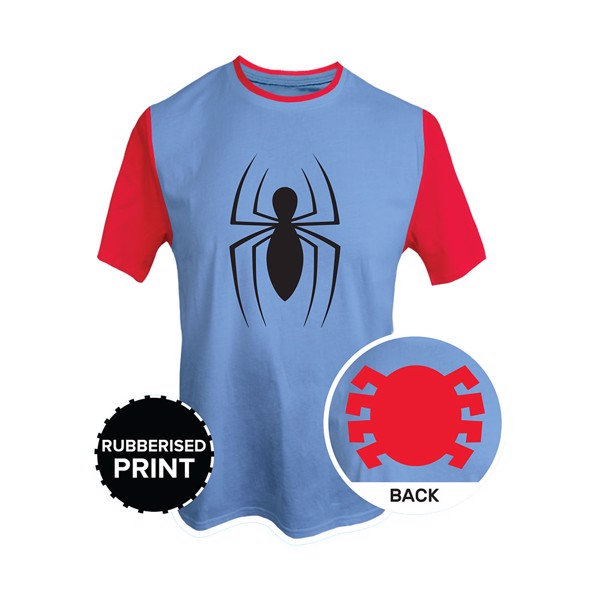 Marvel - Spider-Man Suit Kids T-Shirt - Packshot 1