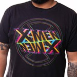 Marvel - X-Men - Logo Neon T-Shirt - L - Packshot 3