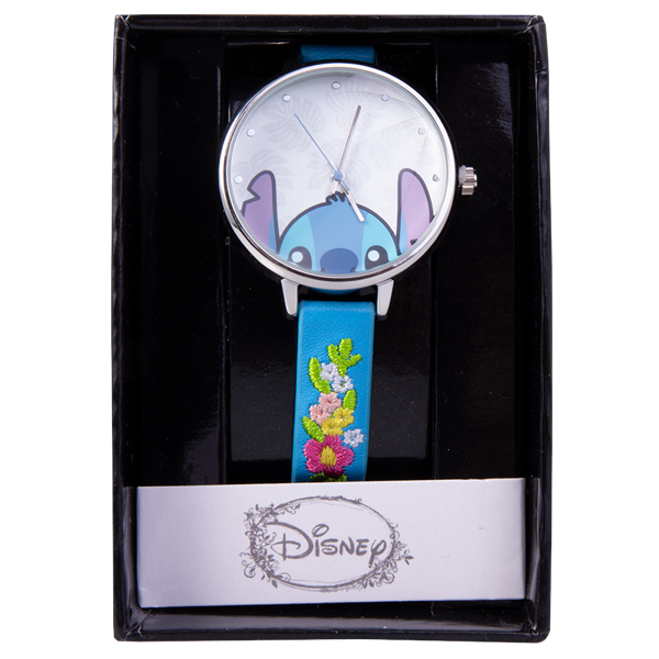 Disney - Lilo & Stitch - Stitch Face Watch - Packshot 1