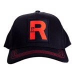 Pokemon - Team Rocket - Mesh Flat Cap - Packshot 1