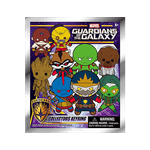 Marvel - Guardians of the Galaxy - 3D Figural Keychain Blind Bag (Single Bag) - Packshot 1