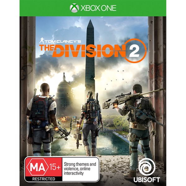 Tom Clancy's The Division 2 Washington Edition - Packshot 1