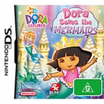 Dora Saves The Mermaids - Packshot 1