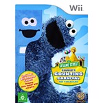Sesame Street: Cookie's Counting Carnival Video Game - Packshot 1