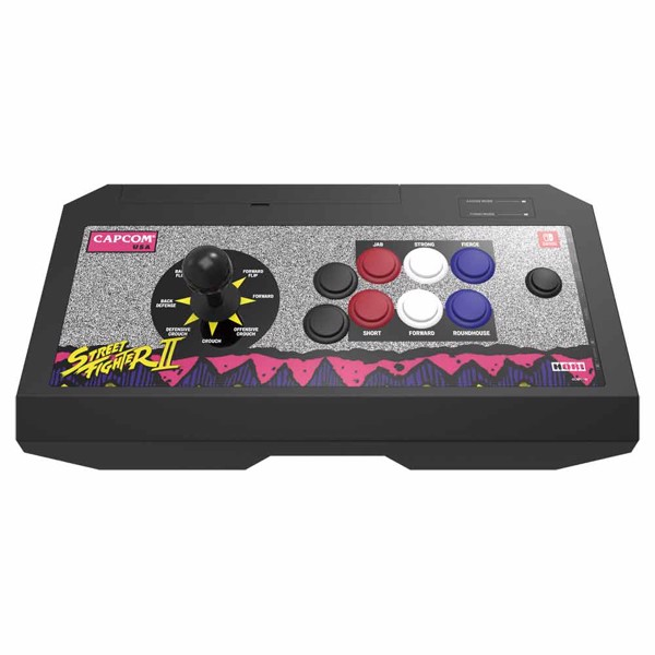 Hori Real Arcade Pro V Street Fighter Classic Arcade Edition for Nintendo Switch - Packshot 1