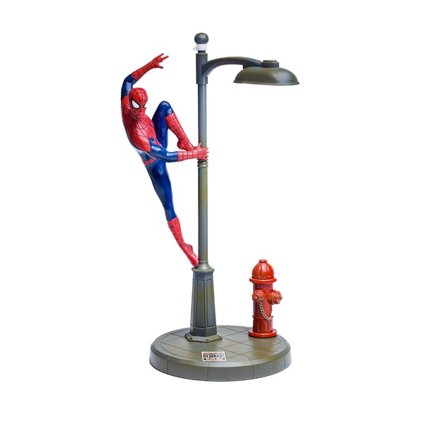 Marvel - Spider-Man - Lamp Post Desktop Light - Packshot 1
