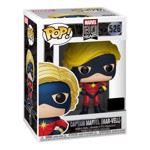 Marvel - Captain Marvel - Mar-Vell 1st Appearance 80th Anniversary NYCC19 Pop! Vinyl Figure - Packshot 2