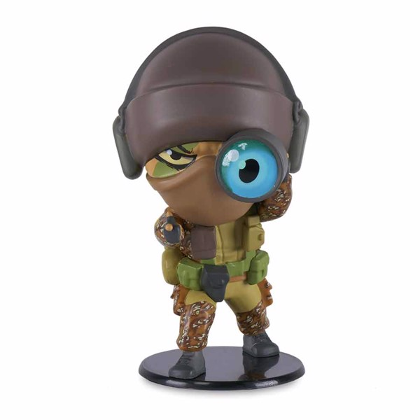Tom Clancy's Rainbow Six Siege - Glaz Chibi Figure - Packshot 1