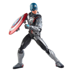 Marvel - Avengers: Endgame - Legends Series Captain America Action Figure - Packshot 3