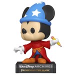 Disney - Walt Disney Archives Sorcerer's Apprentice Mickey Mouse Pop! Vinyl Figure - Packshot 1