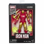 "Marvel - Marvel Legends 80th Anniversary Iron Man 6"" Action Figure - Packshot 2"