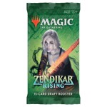 Magic The Gathering - TCG - Zendikar Rising Booster Pack - Packshot 2