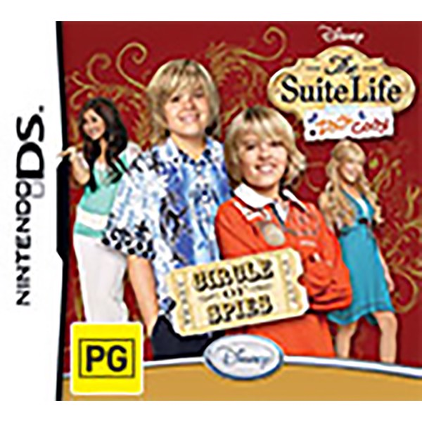 The Suite Life of Zack and Cody: Circle of Spies - Packshot 1