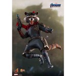 Marvel - Avengers 4: Endgame - Rocket Raccoon 1:6 Scale Action Figure - Packshot 5