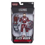 Marvel - Black Widow - Red Guard Legends Series Figure - Packshot 1