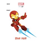 Marvel - Ironman Gurihiru T-Shirt - M - Packshot 2