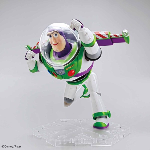 Disney - Pixar - Toy Story - Buzz Lightyear Cinema-rise Standard Model Kit - Packshot 2
