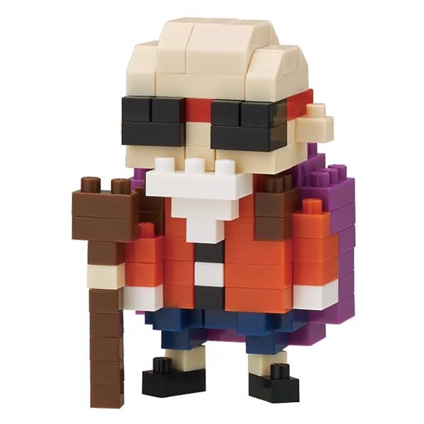 Dragon Ball Z - Master Roshi Nanoblocks Figure - Packshot 1
