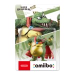 Nintendo amiibo (Super Smash Bros.) - King K. Rool Character Figure - Packshot 2