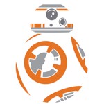Star Wars - BB8 Kids T-Shirt - Packshot 2