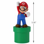 Nintendo - Super Mario - Mario Pipe Hallmark Keepsake Ornament - Packshot 4