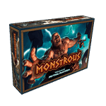 Monstrous Card Game - Packshot 1