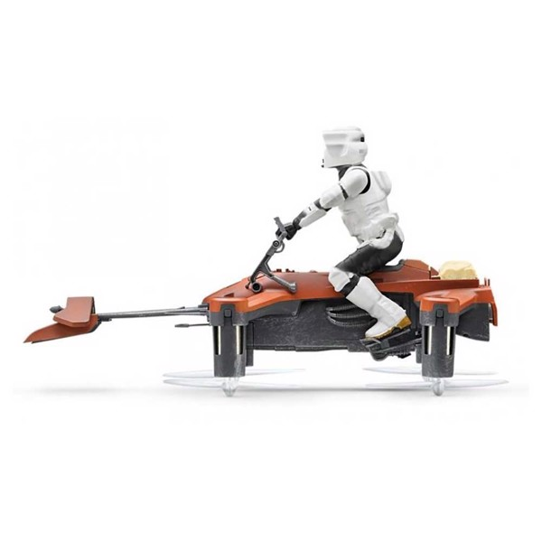 Star Wars - 74-Z Speeder Bike High Performance Battle Drone - Packshot 3