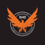 The Division 2 - Logo T-Shirt - L - Packshot 2