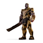 "Marvel - Avengers 4: Endgame - Thanos 12"" 1/6 Scale Action Figure - Packshot 1"