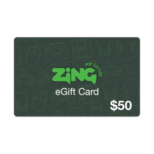 $50 Zing Pop Culture Gift Card