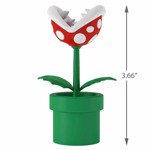 Nintendo - Super Mario - Piranha Plant Hallmark Keepsake Ornament - Packshot 4