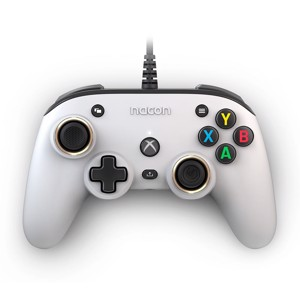 RIG Nacon PRO Compact Wired Controller White for Xbox Series X|S and Xbox One