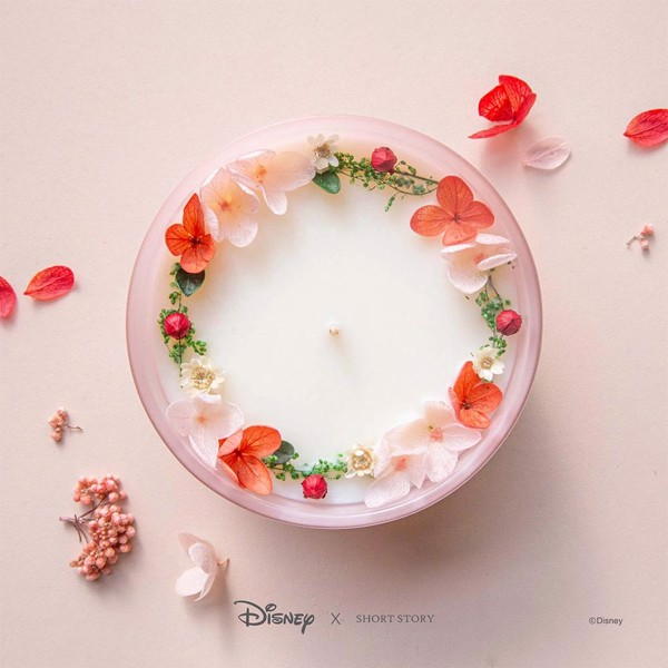 Disney - Mulan Short Story Candle - Packshot 2