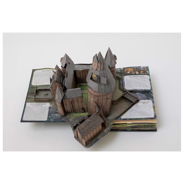 Harry Potter - A Pop-Up Guide to Hogwarts - Packshot 2